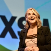 Interactive Keynote Esther Perel | Photo by Amy E. Price/Getty Images