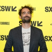 Jay Duplass at the premiere of Prospect | Photo by Sean Mathis