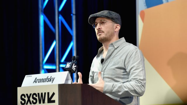 Filmmaker Darren Aronofsky - Photo by Amy E. Price/Getty Images for SXSW)