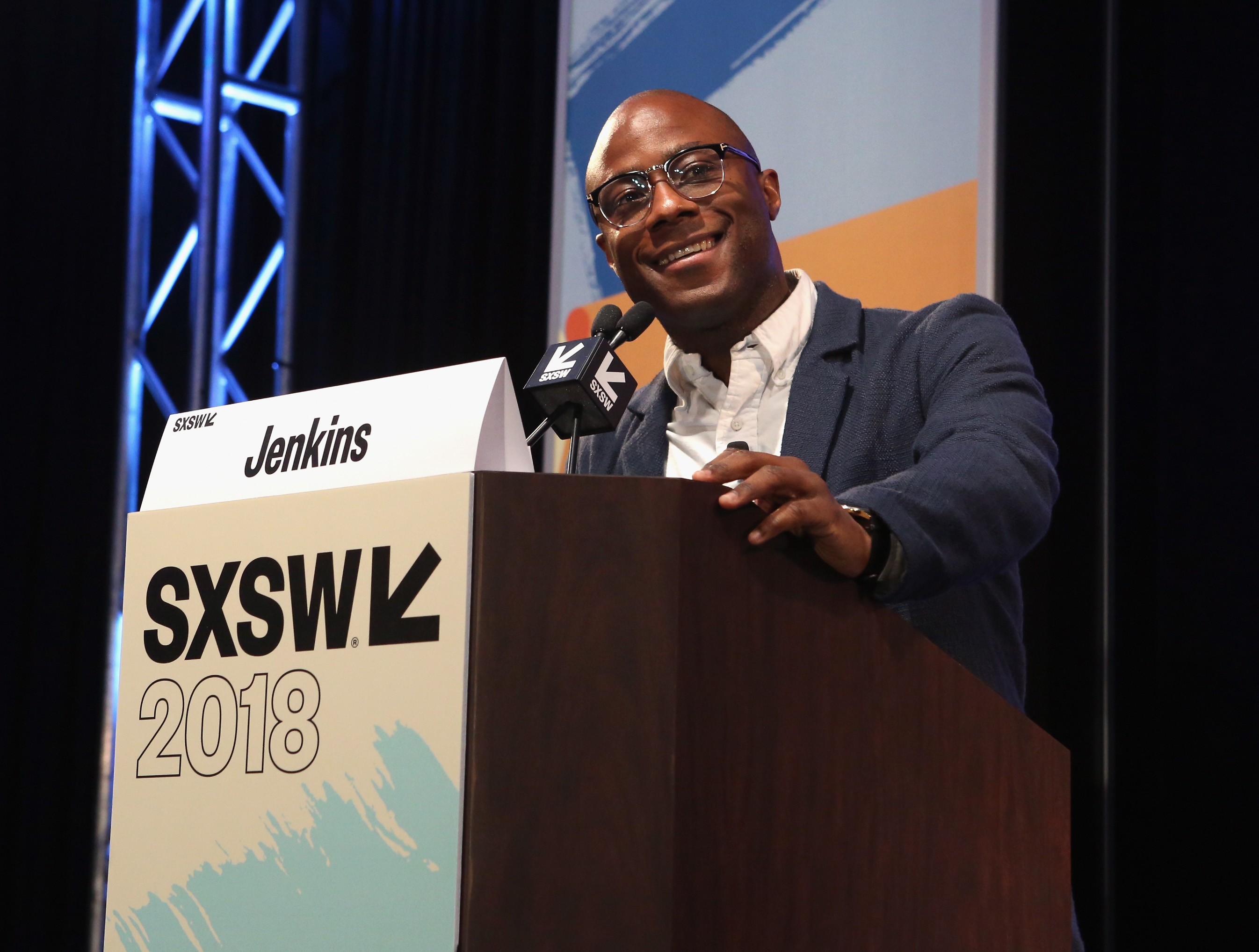 Film Keynote Barry Jenkins | Photo by Travis P Ball/Getty Images