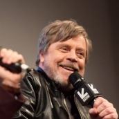 """Mark Hamill at """"The Director and The Jedi"""" premiere