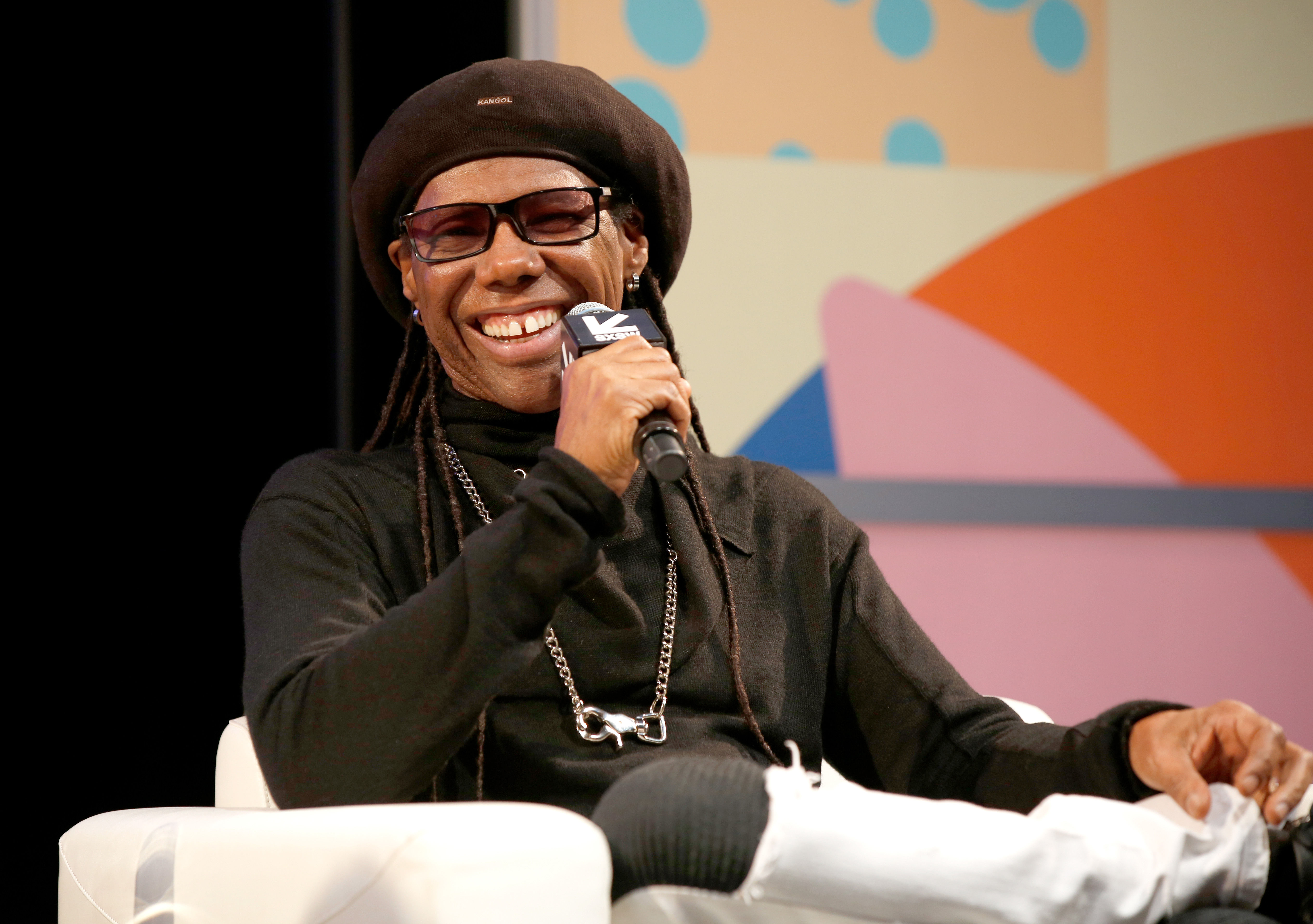 Nile Rodgers | Photo by Sean Mathis/Getty Images