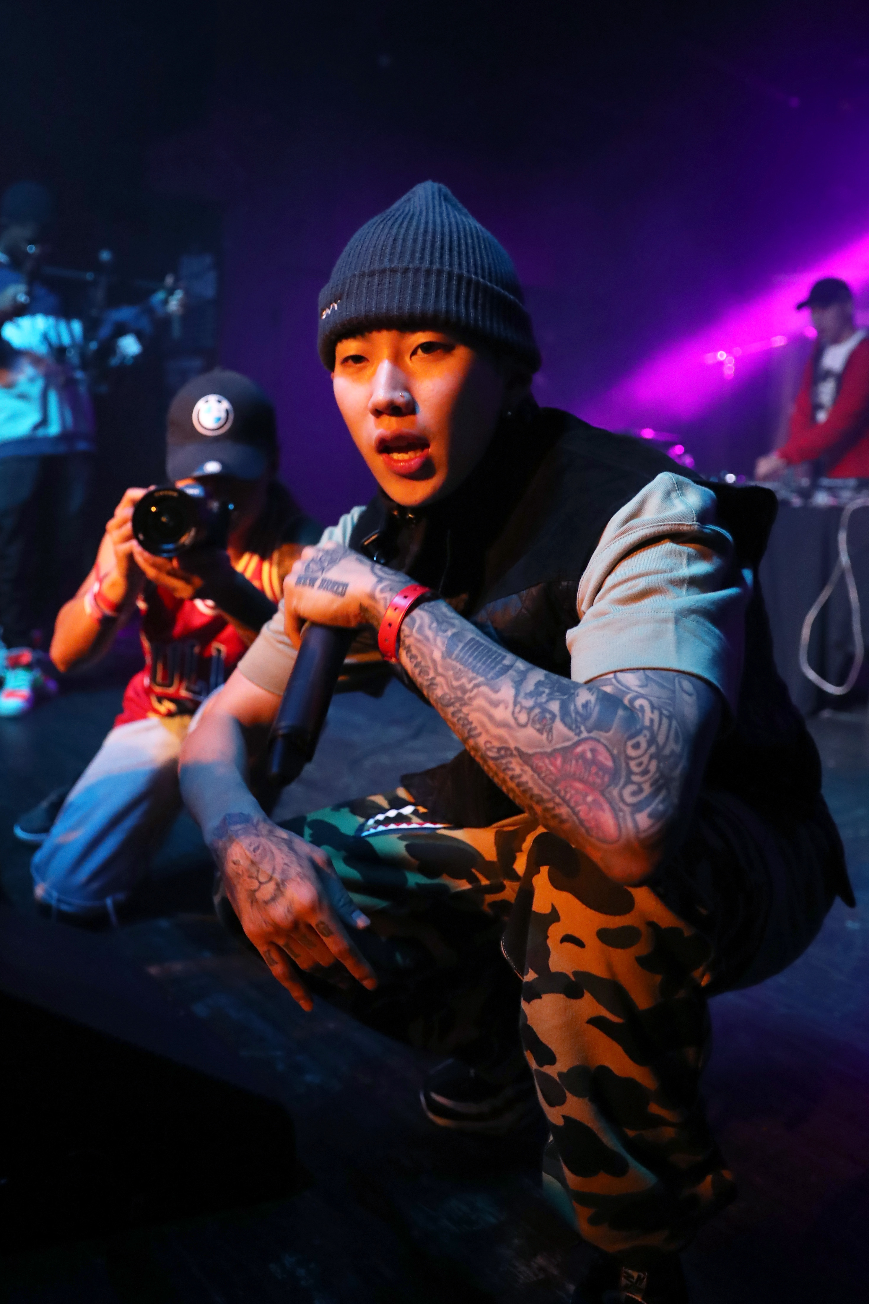 Jay Park | Photo by Hutton Supancic/Getty Images