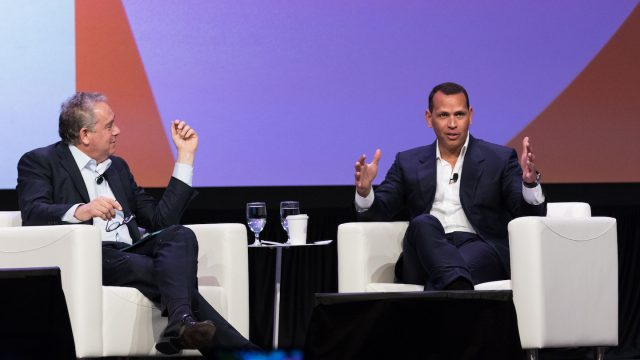 Alex Rodriguez: Baseball, Business & Redemption w/CNBC - Photo by Steven Snow