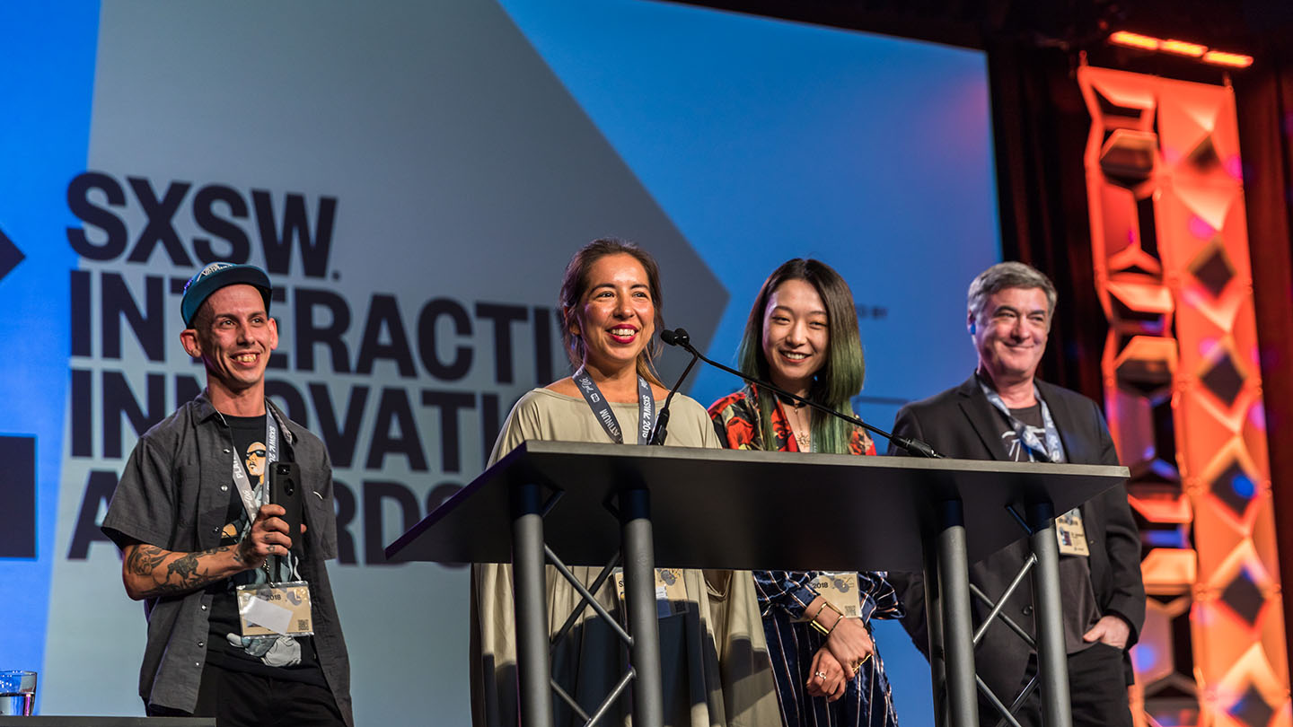 21st Annual SXSW Interactive Innovation Awards - Photo by Bob Johnson