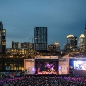 SXSW Outdoor Stage | Photo by Merrick Ales