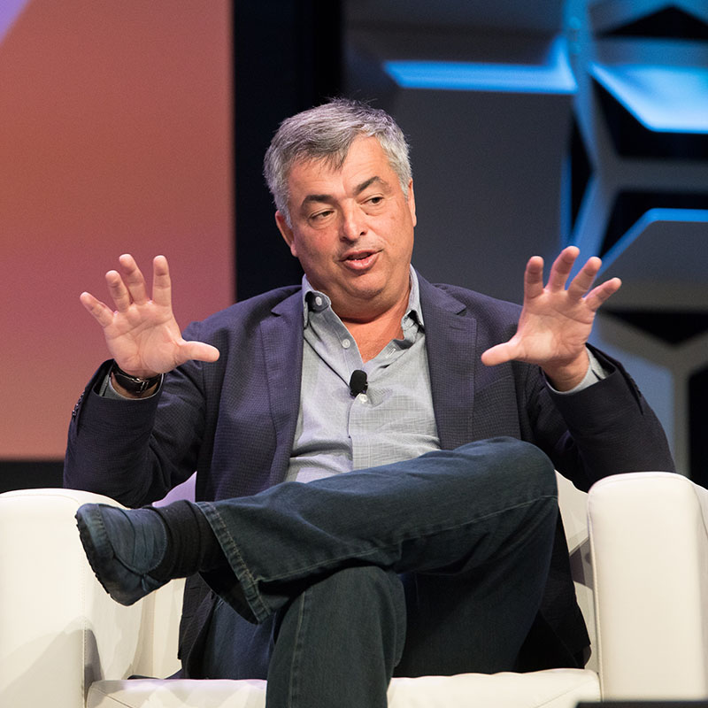 Eddy Cue: Curation in Media- Why It Matters session SXSW 2018 - Photo by Michael Caufield