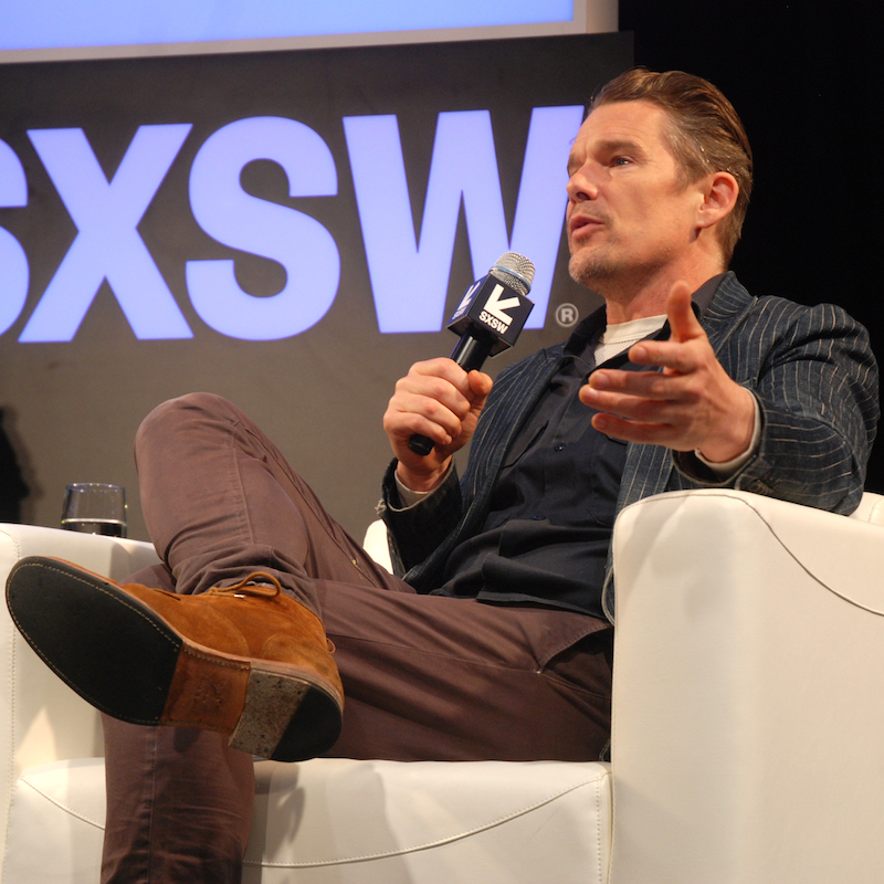 A Conversation with Ethan Hawke