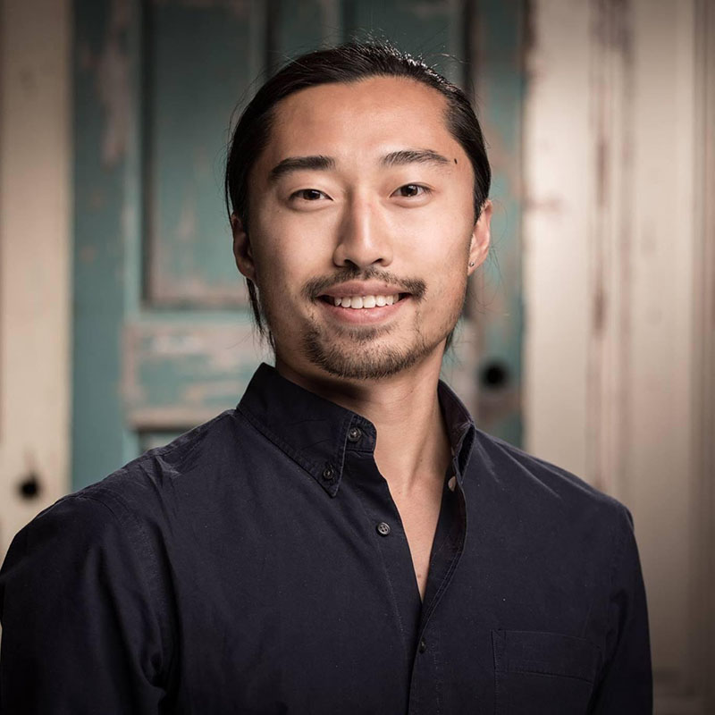 Henry Liu The Quantifiable Business Benefits of Blockchain session SXSW 2018 - Photo Courtesy of Speaker