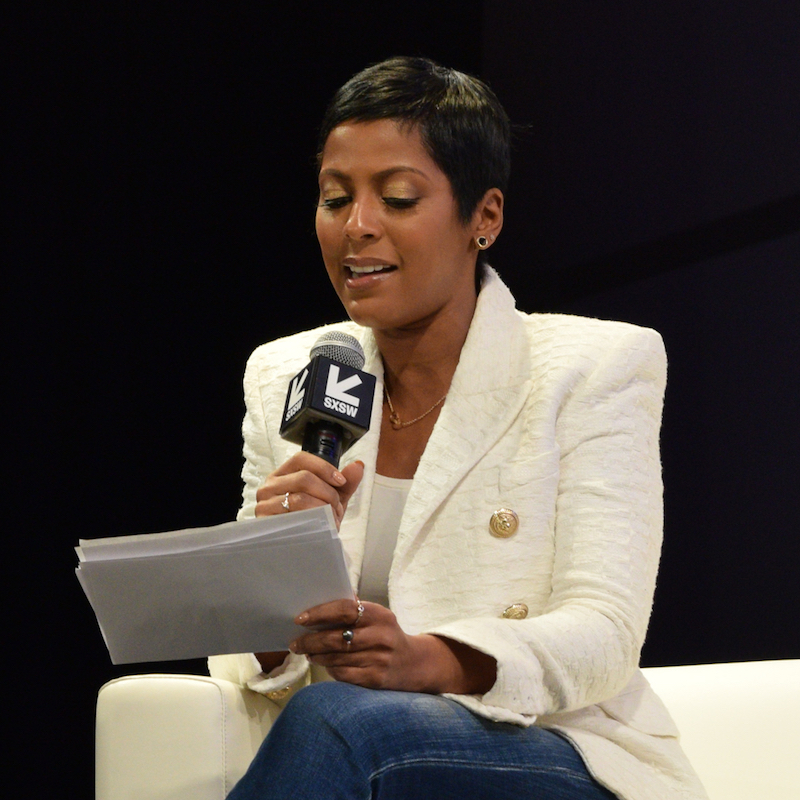Tamron Hall - Photo by Katie Marriner