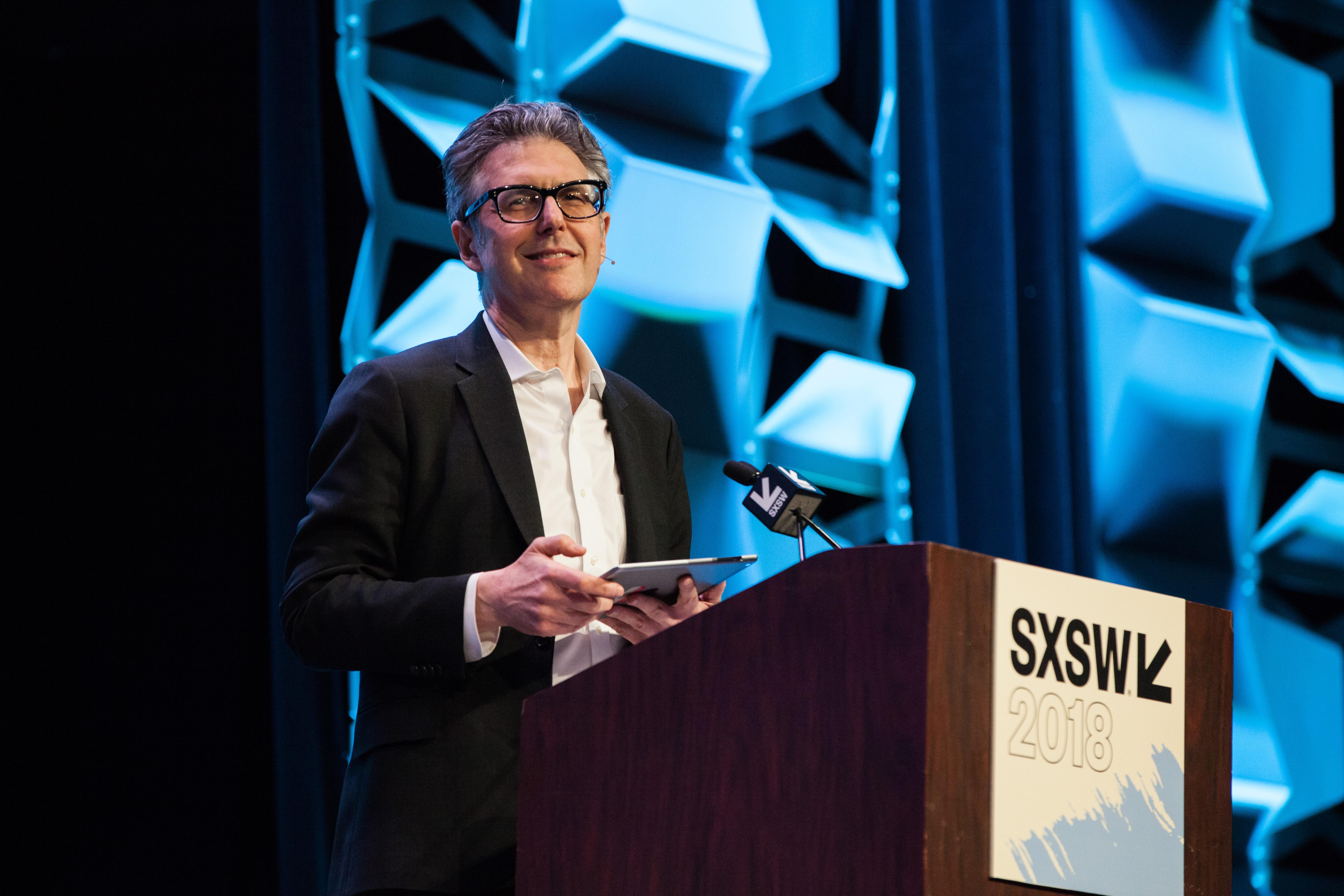 Ira Glass | Photo by Benedict Jones