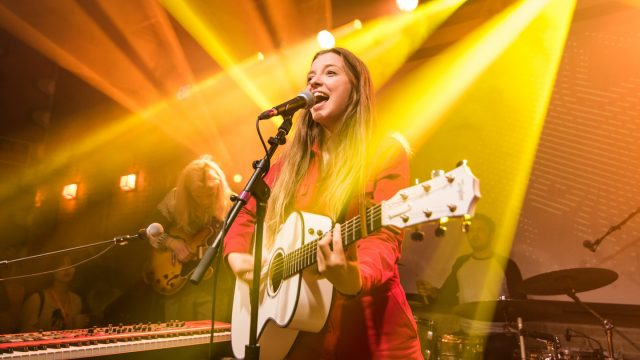 2018 Grulke Prize Winner, Jade Bird - Photo by Lisa Walker