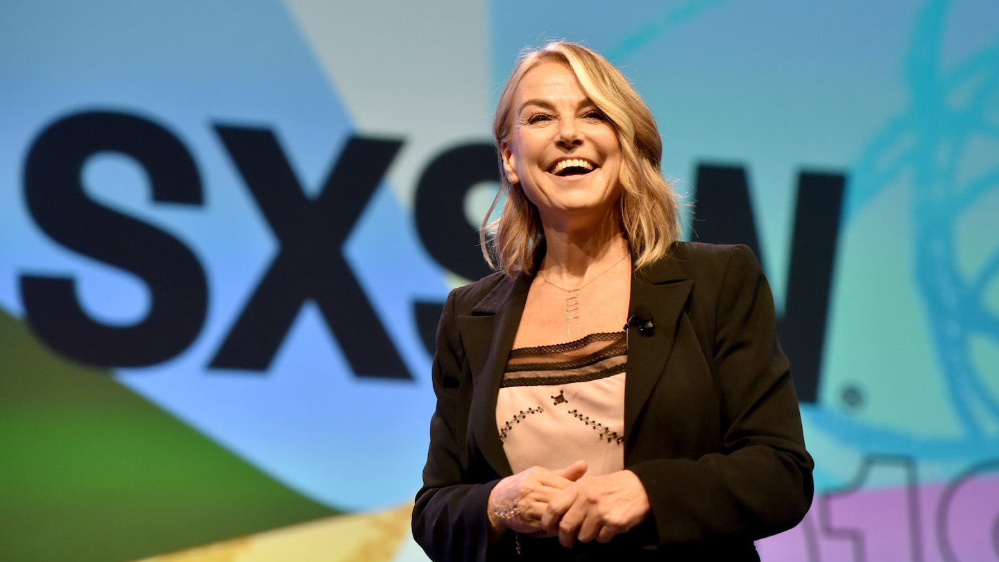 Keynote Speaker Esther Perel - Photo by Amy E. Price/Getty Images for SXSW