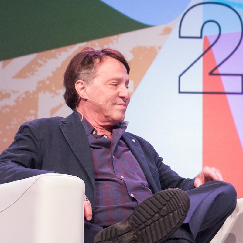 Ray Kurzweil - Photo by Gabriel Alba