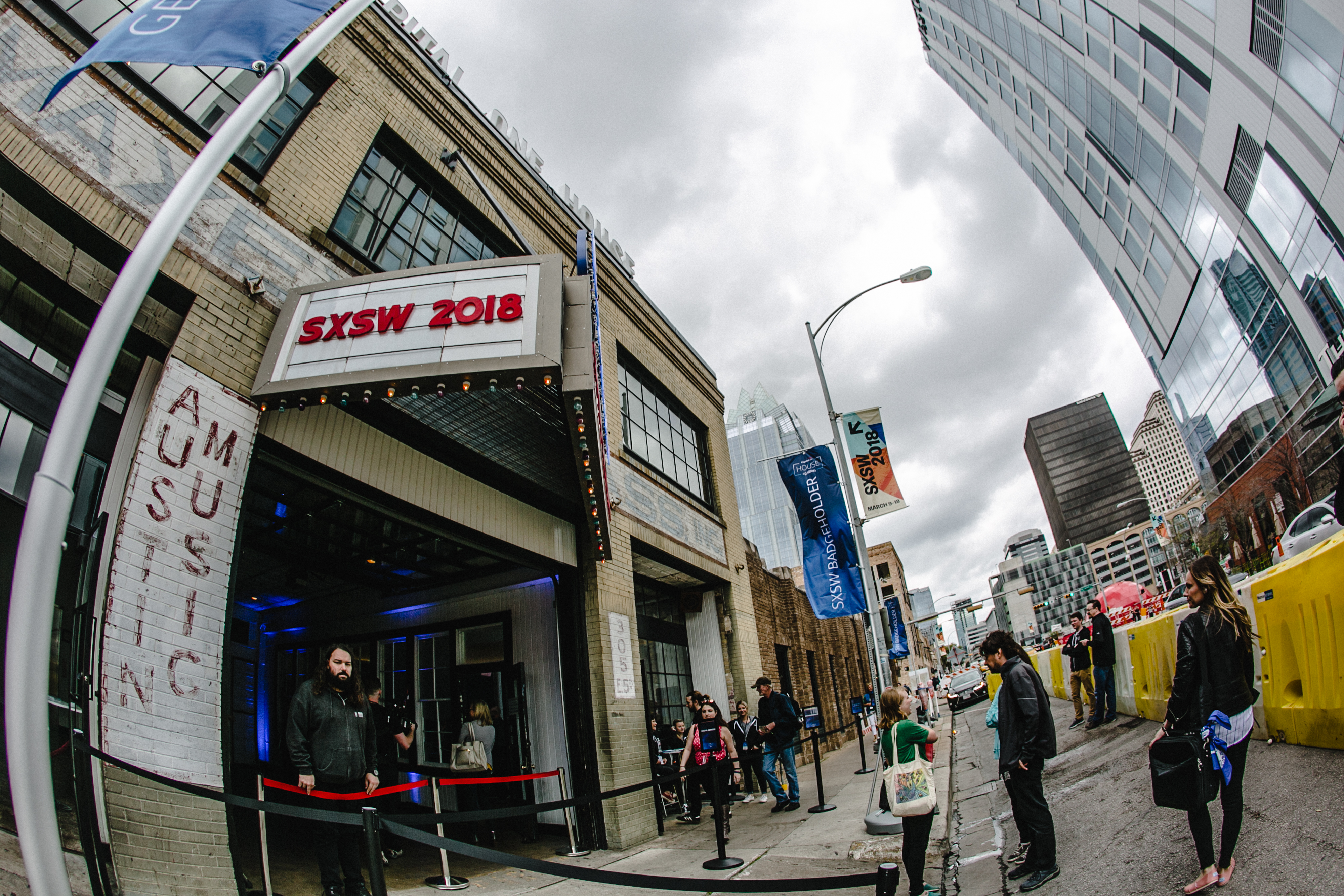 2018 SXSW Conference & Festivals | Photo by Dylan Johnson