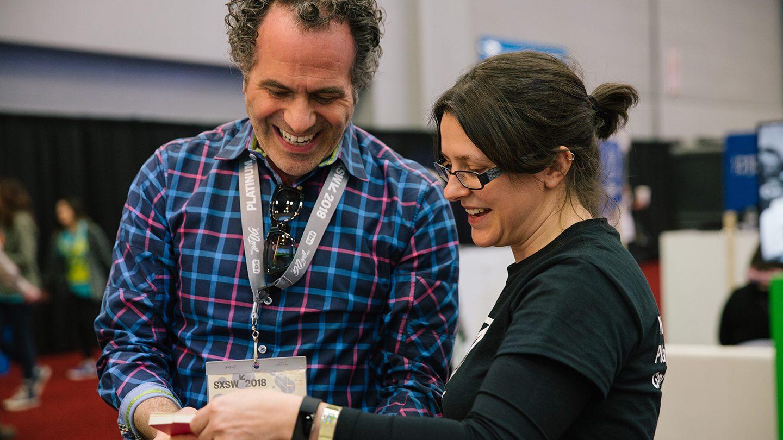 SXSW Startup Spotlight - Photo by Nicky Lockman
