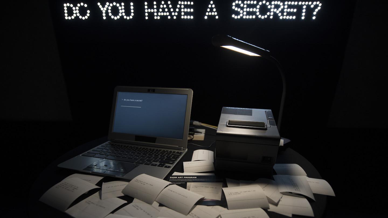 The Future of Secrets - Photo by Ann Alva Wieding