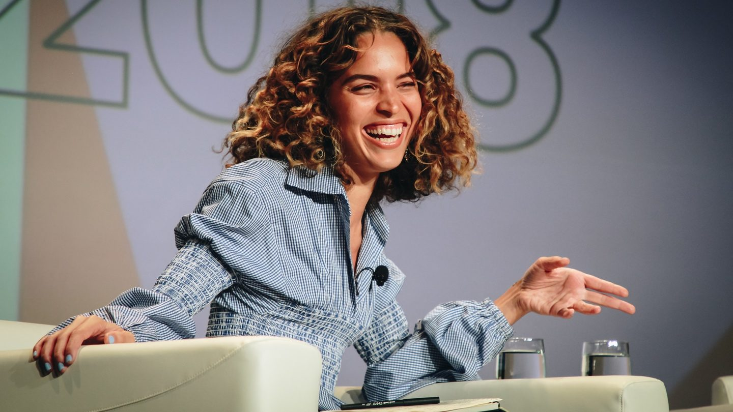 Cleo Wade at 2018 SXSW Session Tribe Building 2.0: Engaging a Conscious Community Online & IRL - Photo by Kaylin Balderrama