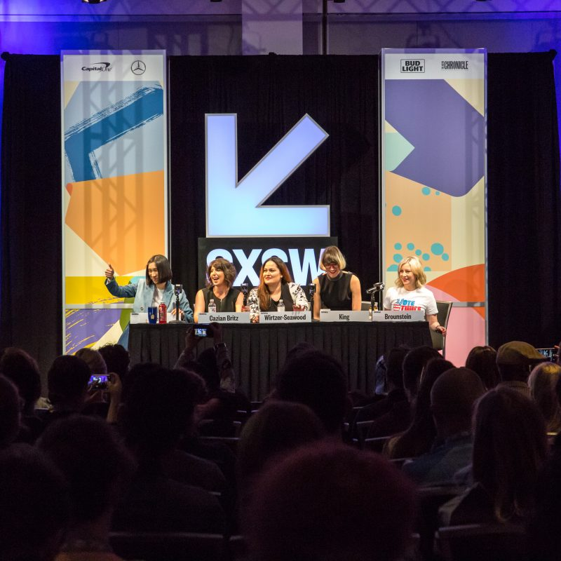 2018 SXSW Session – Music Industry & Culture Track Session –