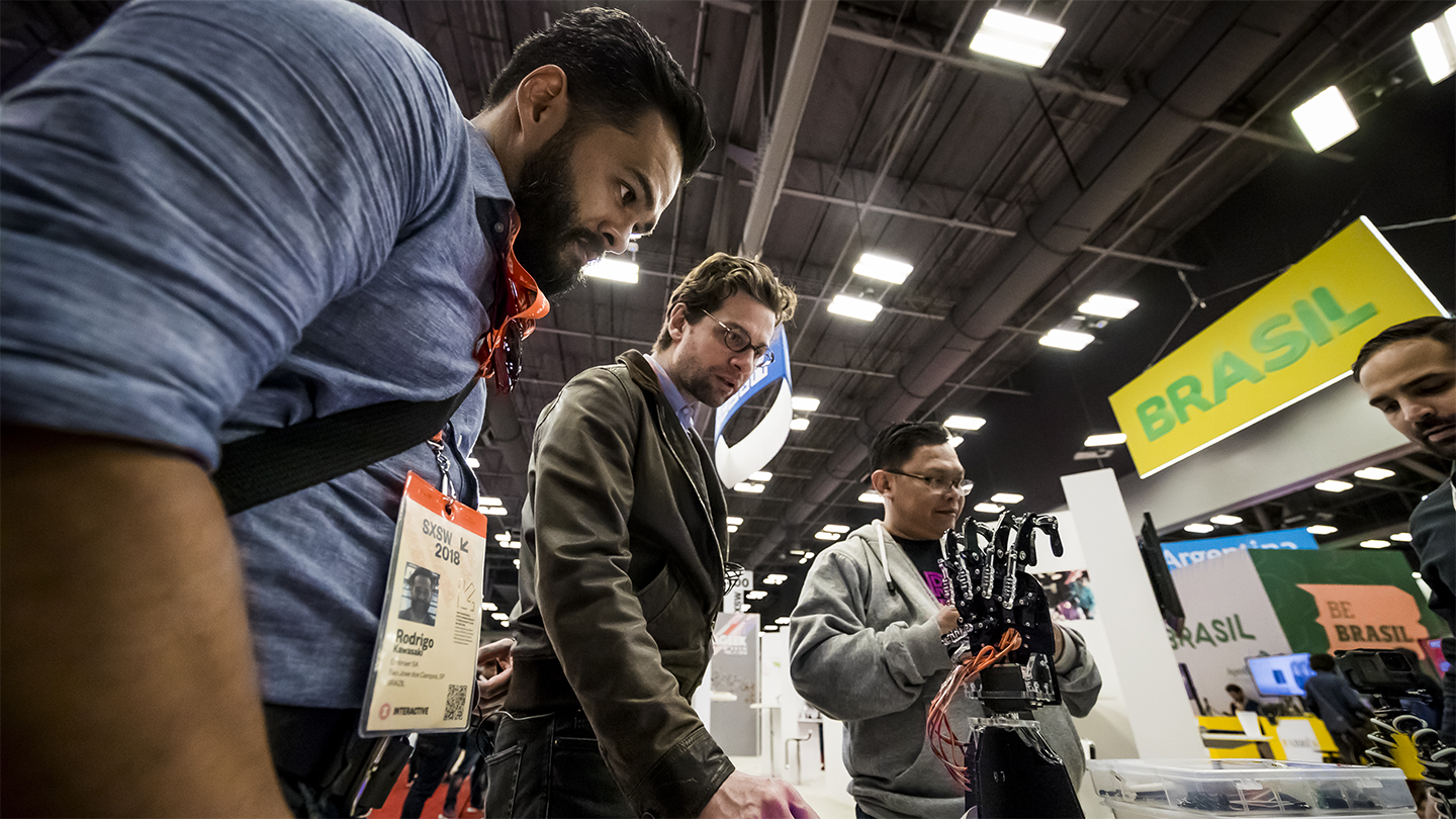 Sxsw trade show bigger and better in 2019 sxsw for Craft trade shows 2018