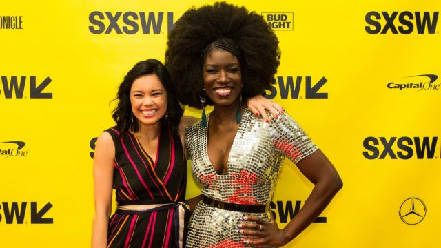 Bozoma Saint John and Jo Ling Kent – Photo by Kaylin Balderrama