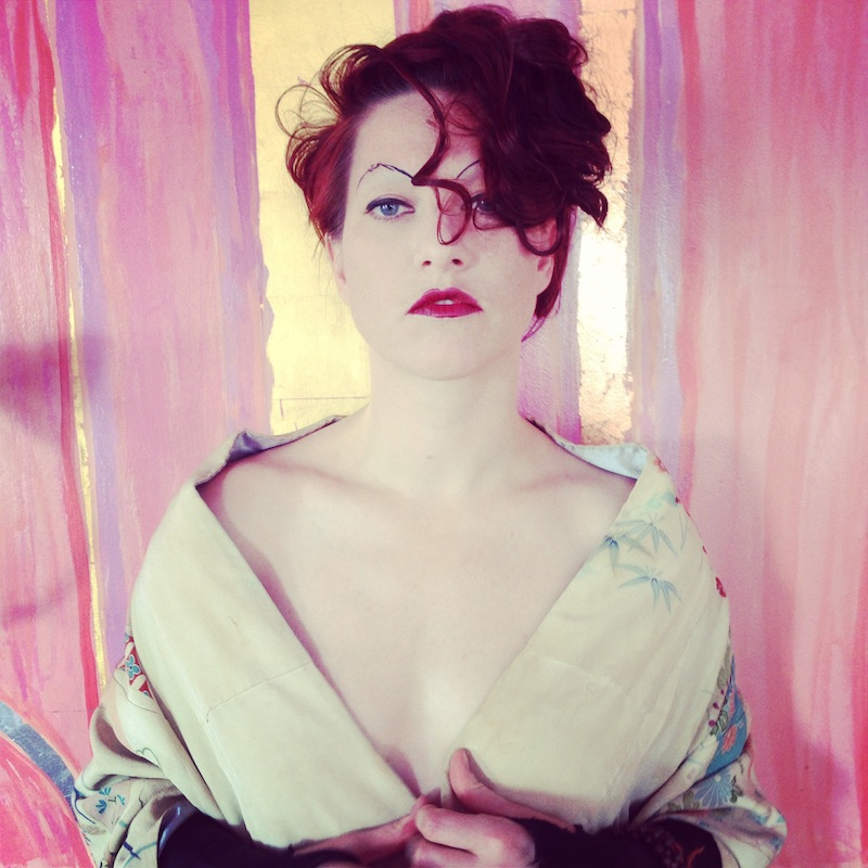 Amanda Palmer - Photo courtesy of the Artist