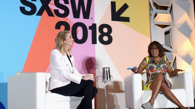 Whitney Wolfe Herd in Conversation with Gayle King - Photo by JEALEX Photo