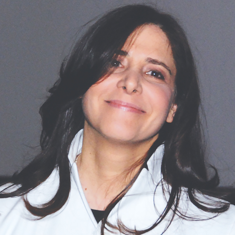 Dori Bernstein - Photo courtesy of the Speaker
