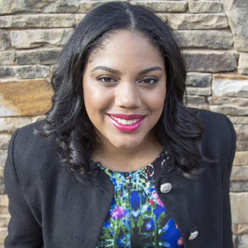 Lauren Carson - Photo courtesy of the Speaker