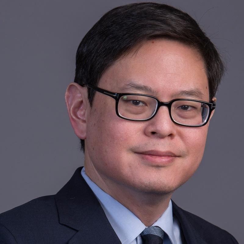 Michael Li-Photo courtesy of the speaker