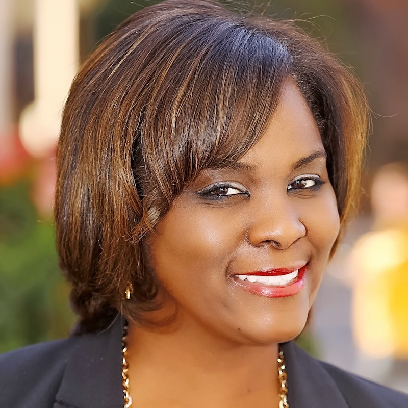 Nicol Turner Lee - Photo courtesy of the Speaker
