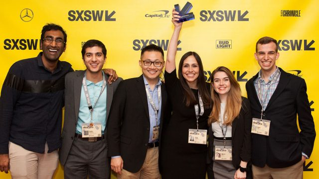 21st Annual SXSW Interactive Innovation Awards - Photo by Samantha Burkardt