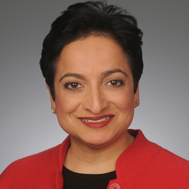 Shamina Singh - Photo courtesy of the Speaker