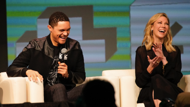 2019 SXSW Featured Session, The Daily Show with Trevor Noah – Photo by Scott Paxton