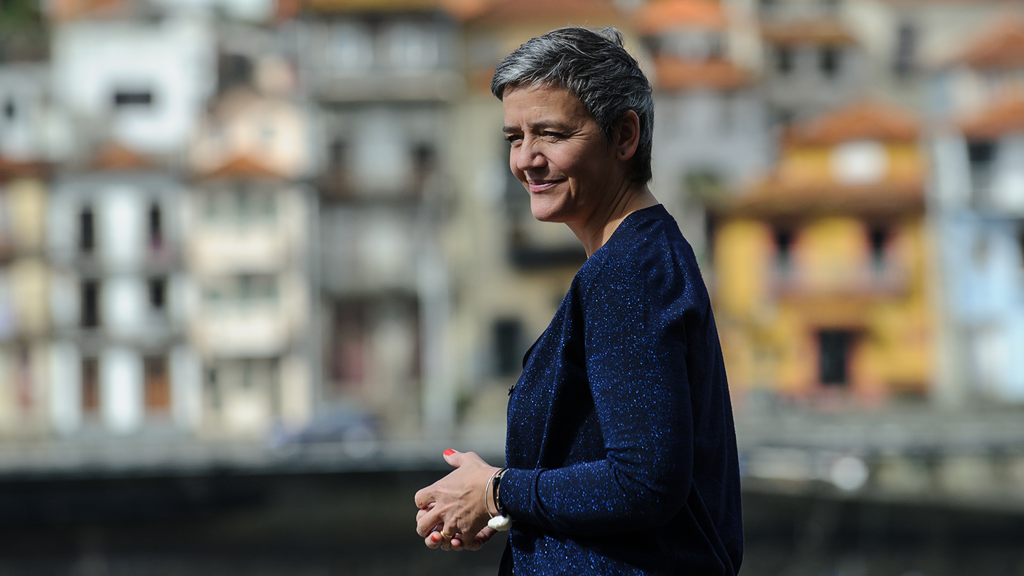 2019 SXSW Featured Speaker, Margrethe Vestager