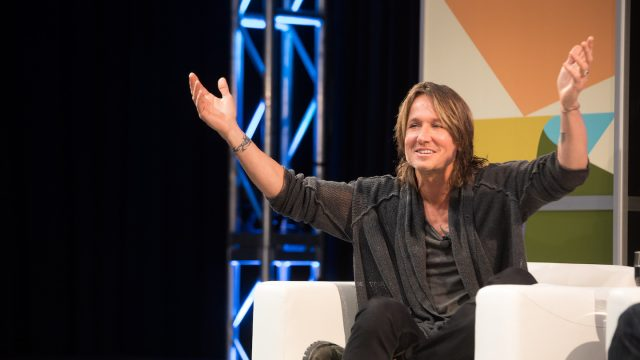 2018 SXSW Featured Speaker Keith Urban - Photo by Michael Caufield