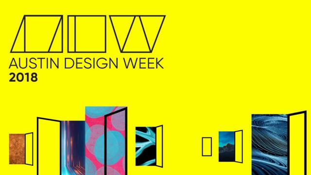 Austin Design Week 2018