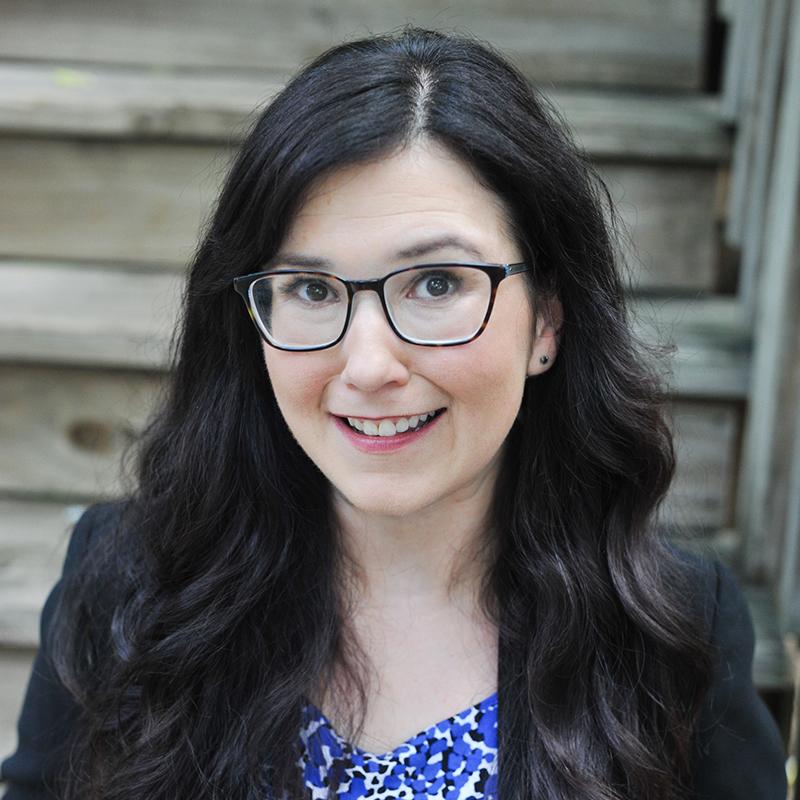 Amy Mitchell SXSW 2019 - Photo Courtesy of Speaker
