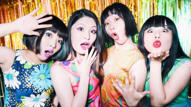 Otoboke Beaver - Photo courtesy of the artist
