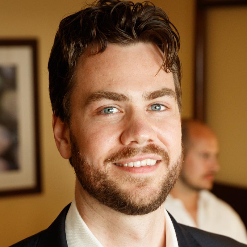 Ryan Groves - Photo courtesy of the Speaker