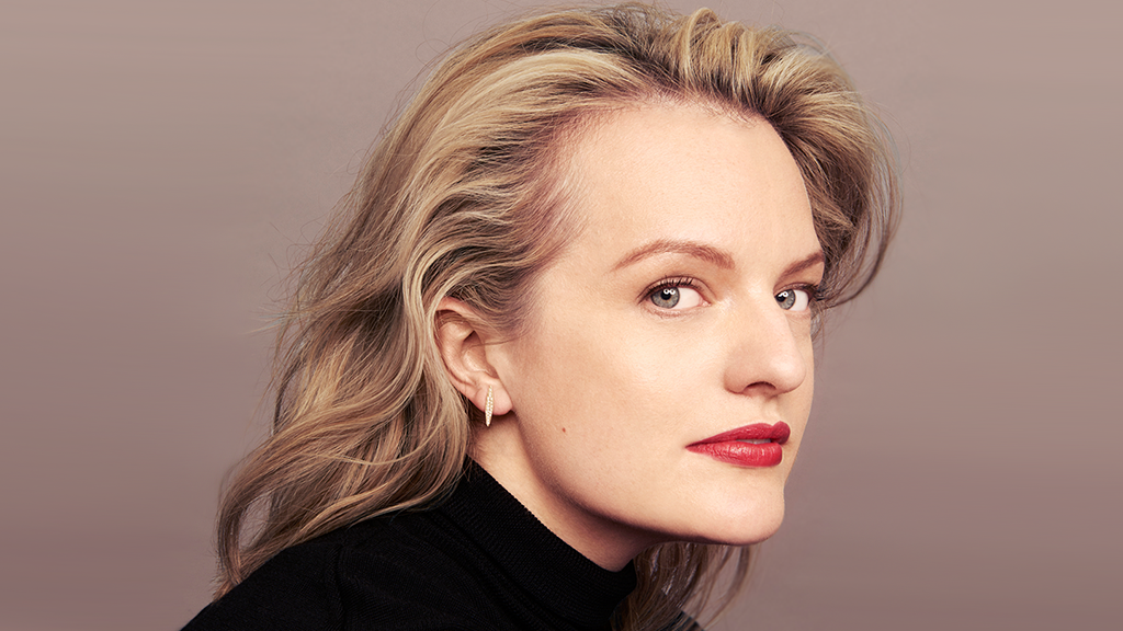 2019 Featured Speaker, Elisabeth Moss