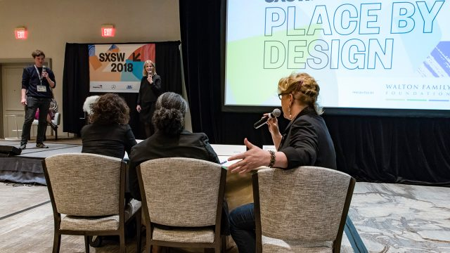 Place by Design Judges - Photo by Ann Alva Wieding