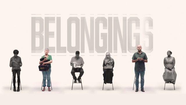 Belongings - Photo courtesy of artist