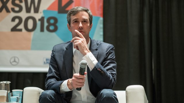 Beto O'Rourke - Photo by Marie Ketring