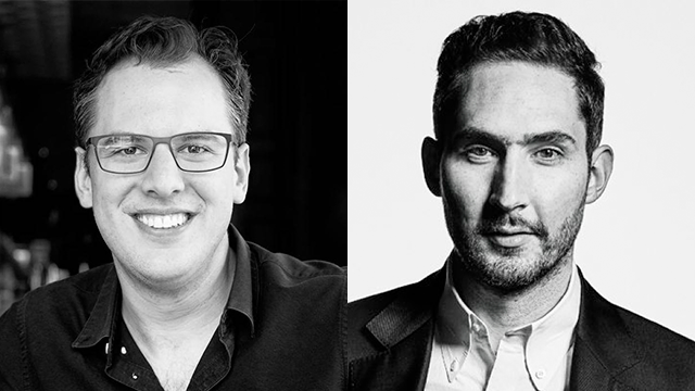 2019 SXSW Keynotes, Mike Krieger and Kevin Systrom
