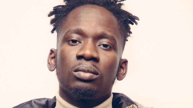 Mr Eazi - Photo by Emily Nkanga