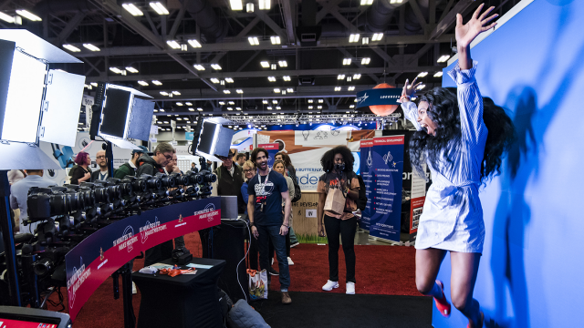 Come and Capture at the 2018 SXSW Trade Show.