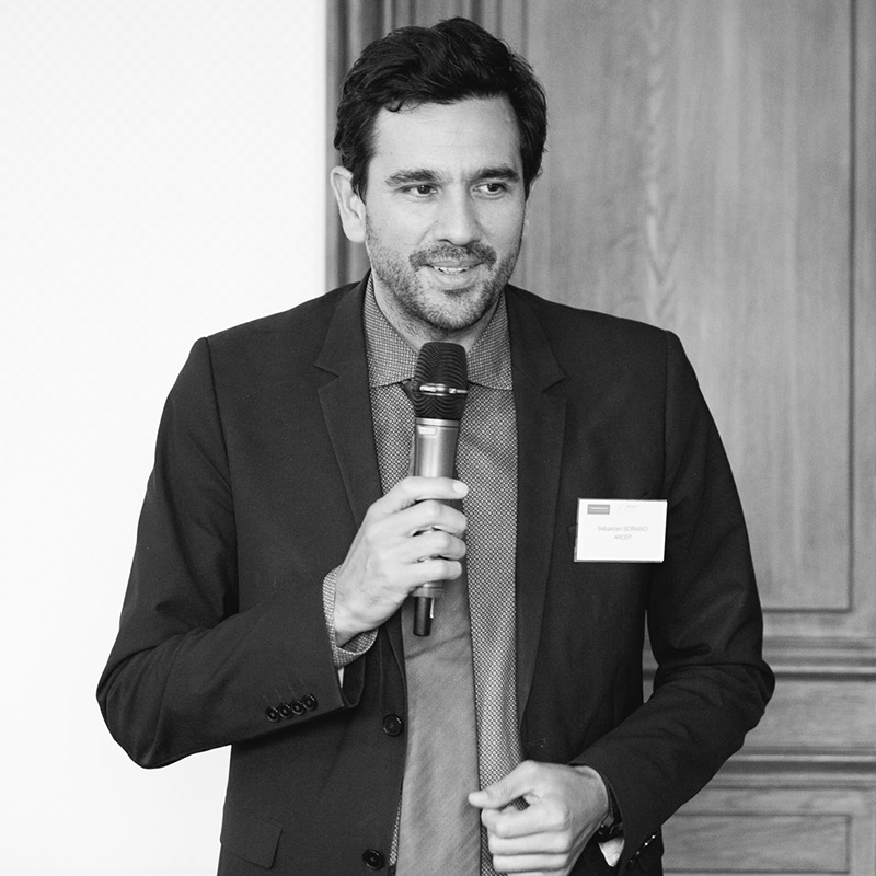 Sébastien Soriano - Photo Courtesy of Speaker