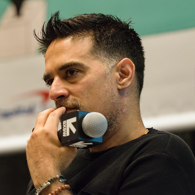 Storytelling in Sports-How to Make Good Sh-t - Gotham Chopra - 2019 - Photo by Kumi Otani
