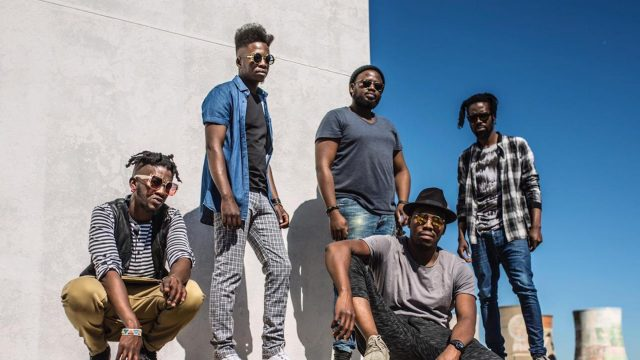 The Muffinz - Photo by Bongani Malik Ndlovu